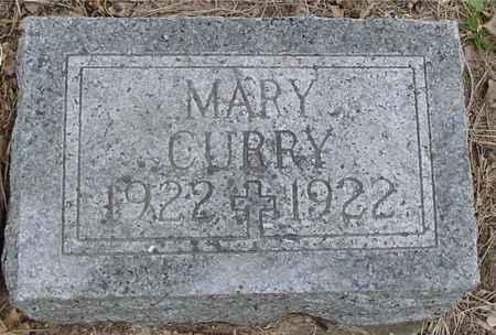 CURRY, MARY - Ida County, Iowa | MARY CURRY