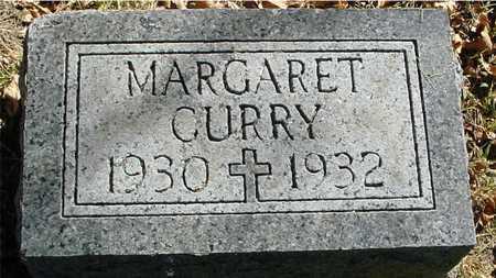 CURRY, MARGARET - Ida County, Iowa   MARGARET CURRY