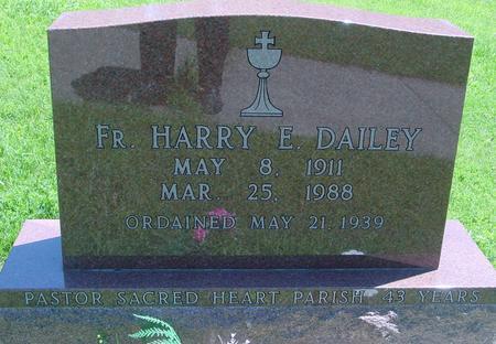 DAILEY, HARRY E. - Ida County, Iowa | HARRY E. DAILEY
