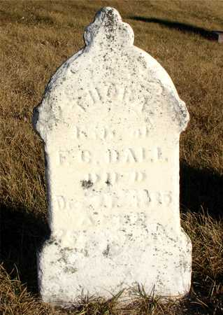 DALL, THORA - Ida County, Iowa | THORA DALL