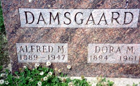 DAMSGAARD, ALFRED M. - Ida County, Iowa | ALFRED M. DAMSGAARD