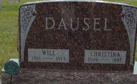DAUSEL, WILL & CHRISTINA - Ida County, Iowa | WILL & CHRISTINA DAUSEL