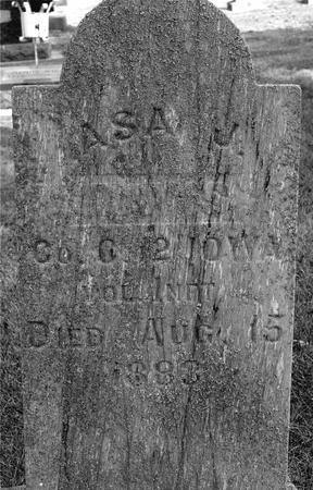 DAVIS, ASA J. - Ida County, Iowa | ASA J. DAVIS