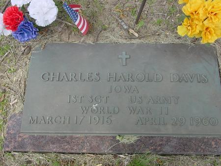 DAVIS, CHARLES - Ida County, Iowa | CHARLES DAVIS