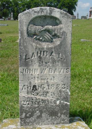 DAVIS, LAURA L. - Ida County, Iowa | LAURA L. DAVIS
