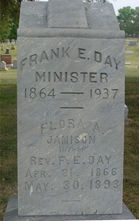DAY, FRANK E. - Ida County, Iowa | FRANK E. DAY