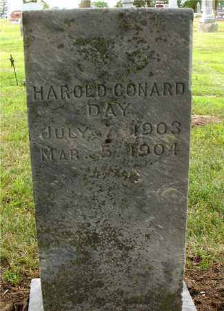 DAY, HAROLD CONARD - Ida County, Iowa | HAROLD CONARD DAY