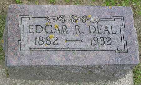 DEAL, EDGAR R. - Ida County, Iowa | EDGAR R. DEAL
