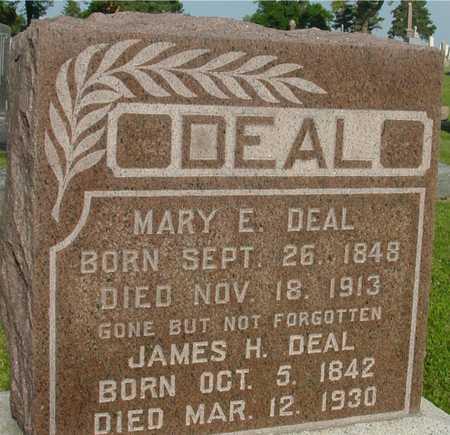DEAL, JAMES & MARY E. - Ida County, Iowa | JAMES & MARY E. DEAL