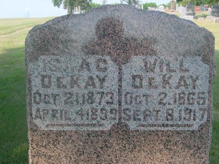 DEKAY, ISAAC & WILL - Ida County, Iowa | ISAAC & WILL DEKAY