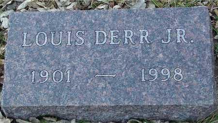 DERR, LOUIS   JR. - Ida County, Iowa | LOUIS   JR. DERR
