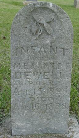 DEWELL, M. F. - Ida County, Iowa | M. F. DEWELL