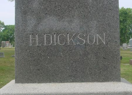 DICKSON, HENRY - Ida County, Iowa | HENRY DICKSON