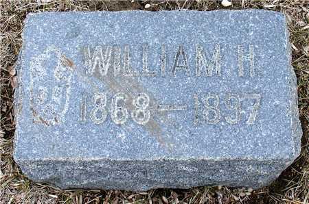 DICKSON, WILLIAM H. - Ida County, Iowa | WILLIAM H. DICKSON