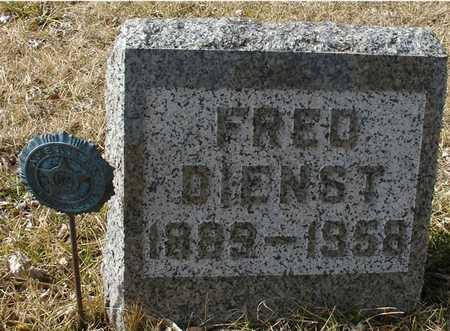 DIENST, FRED - Ida County, Iowa | FRED DIENST