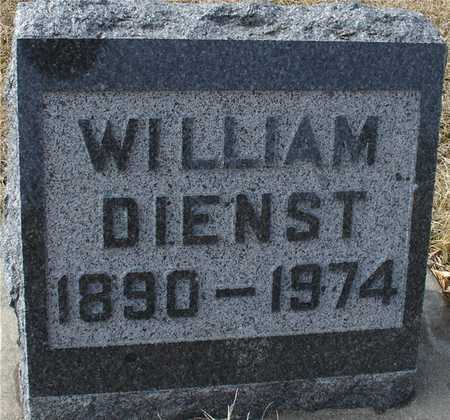 DIENST, WILLIAM - Ida County, Iowa | WILLIAM DIENST