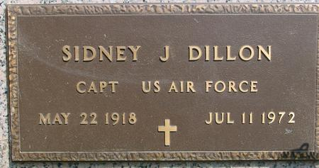 DILLON, SIDNEY - Ida County, Iowa | SIDNEY DILLON