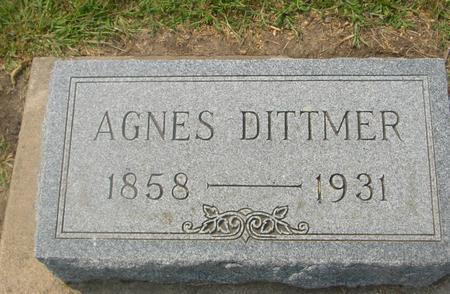 DITTMER, AGNES - Ida County, Iowa | AGNES DITTMER