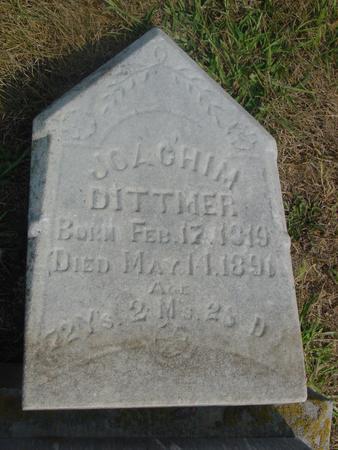 DITTMER, JOACHIM - Ida County, Iowa | JOACHIM DITTMER