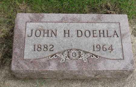 DOEHLA, JOHN H. - Ida County, Iowa | JOHN H. DOEHLA