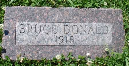 DONALD, BRUCE - Ida County, Iowa | BRUCE DONALD