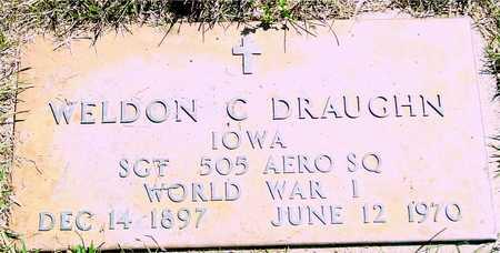DRAUGHN, WELDON C. - Ida County, Iowa | WELDON C. DRAUGHN
