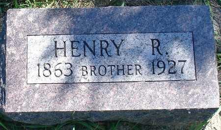 DREWS, HENRY R. - Ida County, Iowa | HENRY R. DREWS