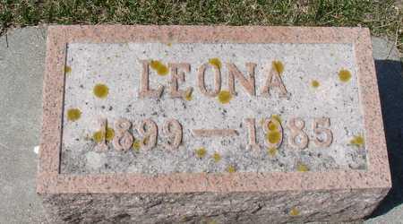 DUKE, LEONA - Ida County, Iowa   LEONA DUKE