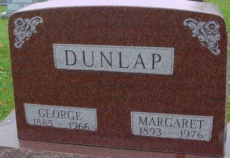 DUNLAP, GEORGE & MARGARET - Ida County, Iowa | GEORGE & MARGARET DUNLAP