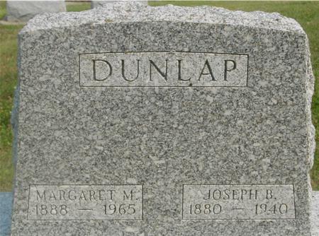 DUNLAP, JOSEPH & MARGARET - Ida County, Iowa | JOSEPH & MARGARET DUNLAP