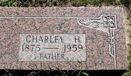 EDEN, CHARLEY H. - Ida County, Iowa | CHARLEY H. EDEN