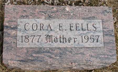 EELLS, CORA E. - Ida County, Iowa | CORA E. EELLS