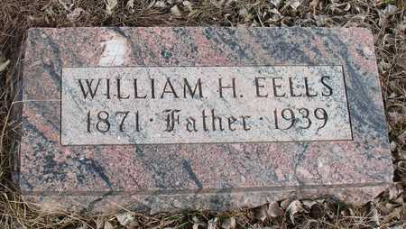 EELLS, WILLIAM H. - Ida County, Iowa | WILLIAM H. EELLS