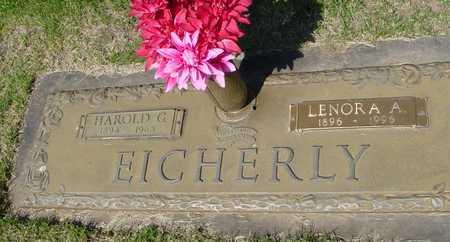 EICHERLY, HAROLD & LENORA - Ida County, Iowa | HAROLD & LENORA EICHERLY