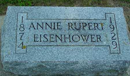 EISENHOWER, ANNIE - Ida County, Iowa | ANNIE EISENHOWER