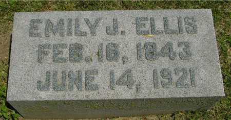 ELLIS, EMILY J. - Ida County, Iowa   EMILY J. ELLIS