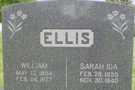 ELLIS, WILLIAM - Ida County, Iowa | WILLIAM ELLIS