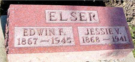 ELSER, EDWIN & JESSIE - Ida County, Iowa | EDWIN & JESSIE ELSER