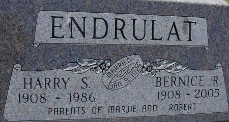 ENDRULAT, BERNICE R. - Ida County, Iowa | BERNICE R. ENDRULAT