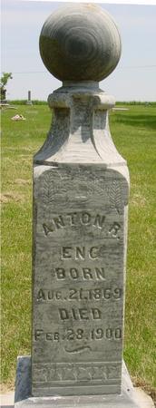 ENG, ANTON - Ida County, Iowa   ANTON ENG