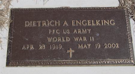 ENGELKING, DIETRICH A. - Ida County, Iowa | DIETRICH A. ENGELKING