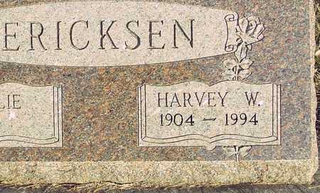 ERICKSEN, HARVEY W. - Ida County, Iowa | HARVEY W. ERICKSEN