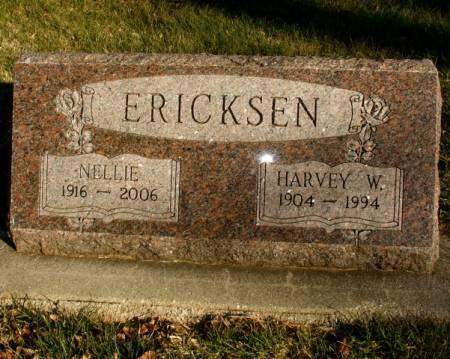 ERICKSEN, NELLIE - Ida County, Iowa | NELLIE ERICKSEN