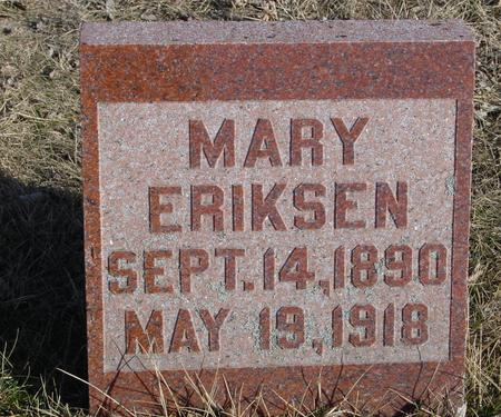ERIKSEN, MARY - Ida County, Iowa | MARY ERIKSEN