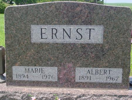ERNST, ALBERT - Ida County, Iowa | ALBERT ERNST