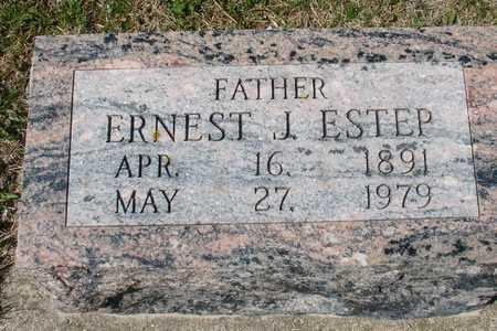 ESTEP, ERNEST J. - Ida County, Iowa | ERNEST J. ESTEP