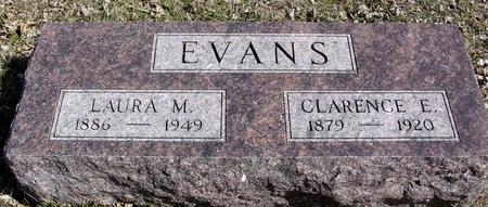 EVANS, CLARENCE & LAURA - Ida County, Iowa | CLARENCE & LAURA EVANS