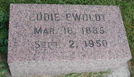 EWOLDT, EDDIE - Ida County, Iowa | EDDIE EWOLDT