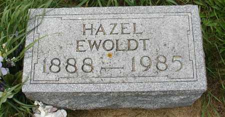 EWOLDT, HAZEL - Ida County, Iowa | HAZEL EWOLDT