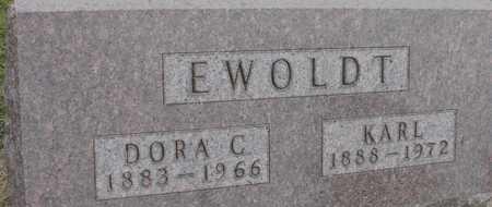 EWOLDT, KARL & DORA C. - Ida County, Iowa | KARL & DORA C. EWOLDT